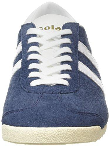 Gola Herren Kugel Suede Fashion Sneaker Marine / Weiß