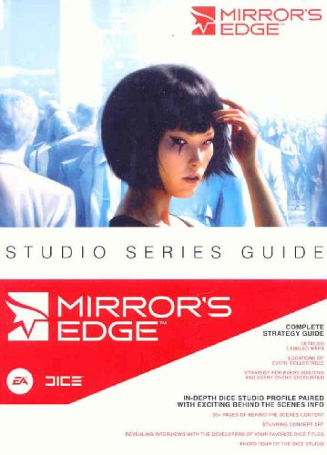 Mirror's Edge: Prima Official Game Guide (Prima Official Game Guides) - Mirrors Edge Game Guide