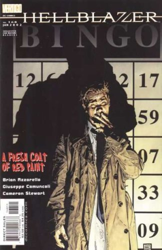 Hellblazer #168 Comic (A Fresh Coat of Red Paint) DC Vertigo Comics 2002 (Volume 1) ebook