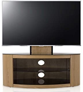 buckingham oak tv stand for up to 55 inch