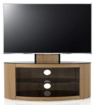 buy popular 340f3 6c5d1 Buckingham Oak TV Stand for up to 55 inch
