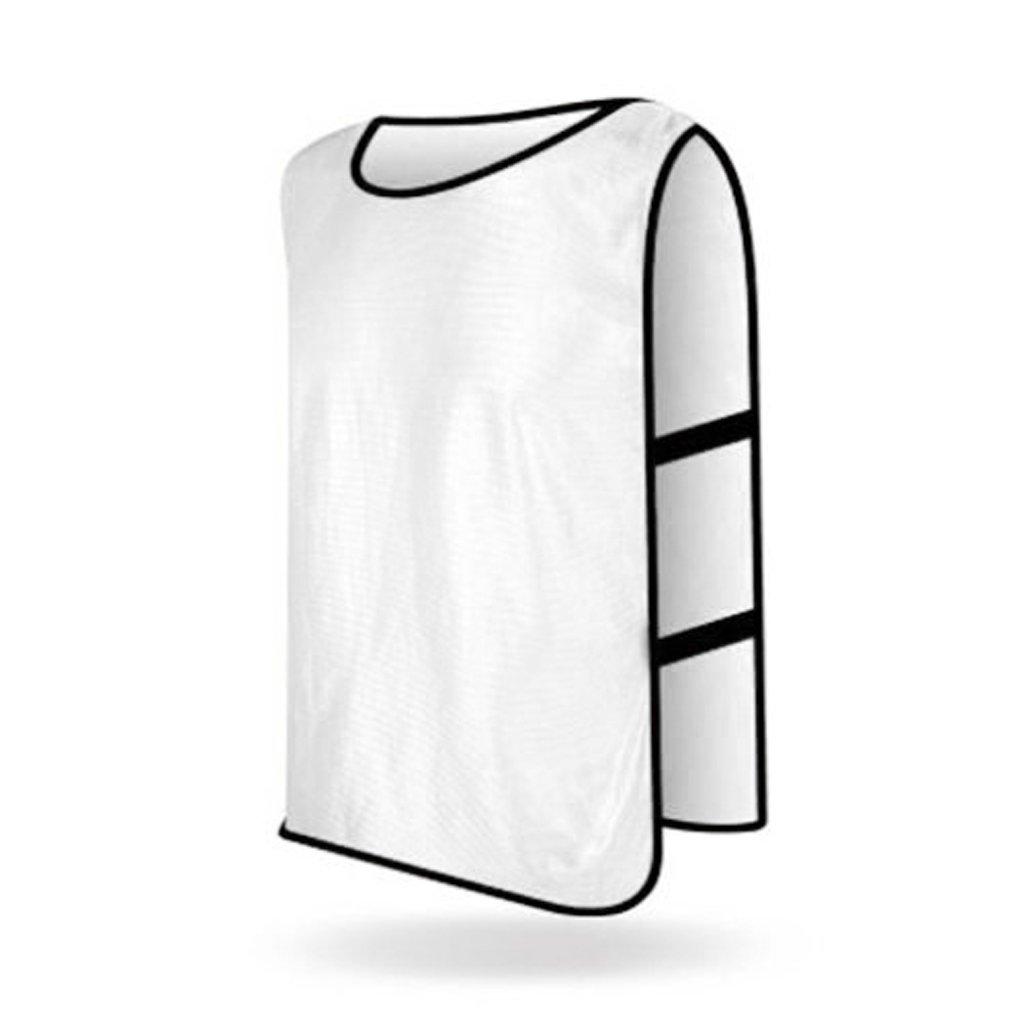 Unbekannt Atmungsaktive Sport Fu/ßball Fu/ßball Basketball Rugby Markierungshemden Weste