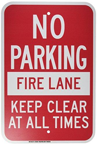 Brady 124324 Traffic Control Sign, Legend