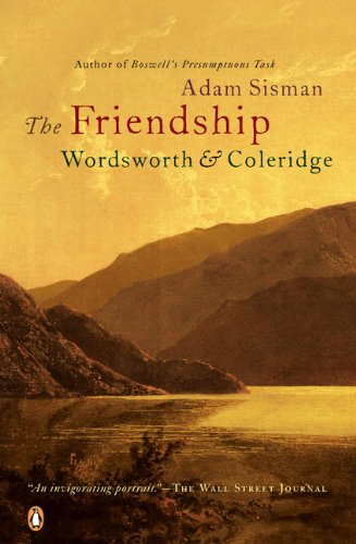 The Friendship: Wordsworth & Coleridge