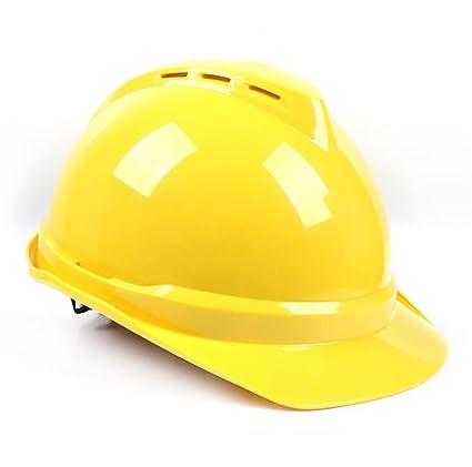 STEAM PANDA Casco Rígido ABS Material Tipo V Casco De Construcción De Prevención De Inundaciones Casco
