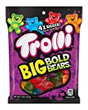 Trolli Big Bold Bears, 5 Ounce (Pack of 12)