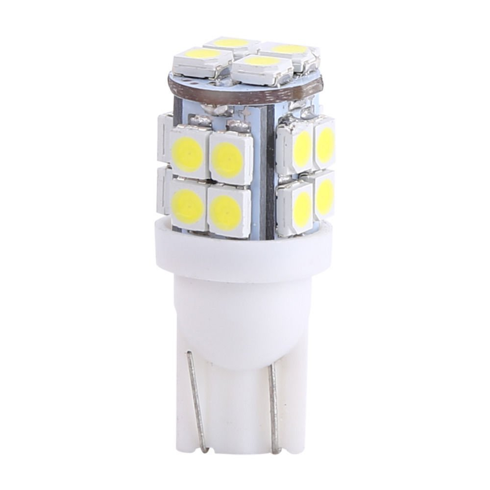 PESIC 20x T10 921 192 Wedge RV Trailer 20-SMD Super Bright LED White Interior Backup Reverse Replacement Light Bulbs