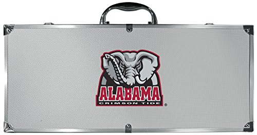NCAA Alabama Crimson Tide 8 pc Tailgater BBQ Set