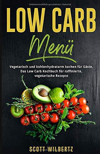 Wochenmenü der vegetarischen ketogenen Diät