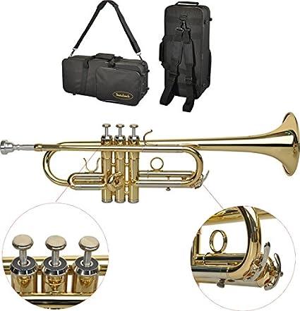 C-trompeta marca Steinbach - la entrada barata