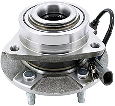SKF BR930634 Front Wheel Bearing and Hub Assembly