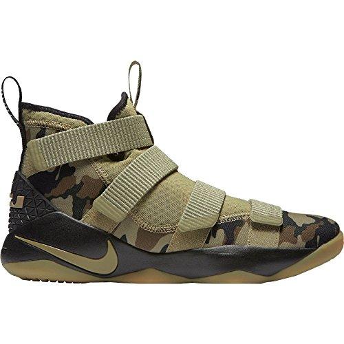 ステレオタイプ予言する散逸(ナイキ) Nike メンズ バスケットボール シューズ?靴 Nike Zoom LeBron Soldier XI Basketball Shoes [並行輸入品]