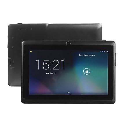 "Springdoit Android 4.4 Tableta PC portátil 7 ""Pulgadas Android Tableta portátil WiFi Pantalla Inteligente"