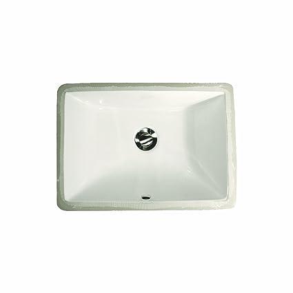 Charmant Nantucket Sinks UM 16x11 W 16 Inch By 11 Inch Rectangle Ceramic