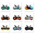 Copri-Reggiseno-Per-Bicicletta-Telo-Copri-Bicicletta-Copertura-Protettore-Bici-Accessori-Bici-Da-Strada-Mtb-Ruote-Anti-Polvere-Copertura-Telaio-Borsa-Custodia-Antigraffio-158-62Cm-Copertura-Bici-19