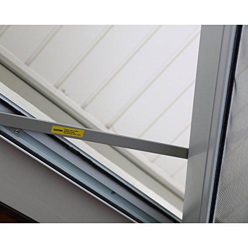 (Larson Envision Series Fullview Right Hinged 36 Inch Aluminum Storm Door, White)