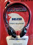 Multimedia Stereo Headphones.