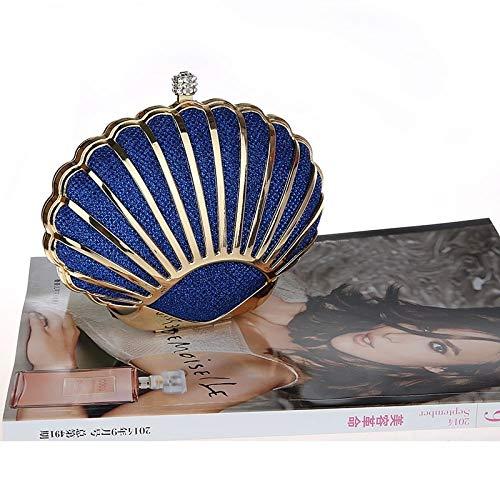 Strass Pochette Bal soirée à fériés Main Soirée Sac 15x14cm Mini Sacs Parti Perles Femme Créatif D 6x6inch d'autres Jours de de Et C soirée znaX0x