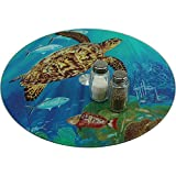 """River's Edge Products 14"""" Guy Harvey Turtle Lazy"""