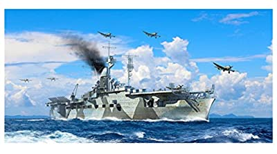 Trumpeter 1/700 Germany Navy aircraft carrier Graf Zeppelin plastic 06709