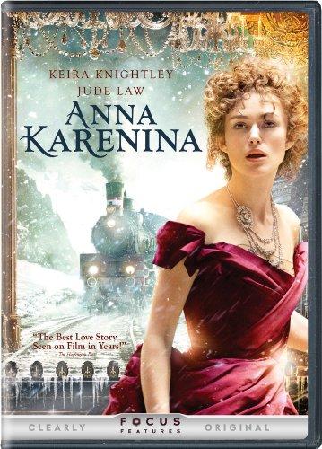 DVD : Anna Karenina (Snap Case, Widescreen, Dolby, AC-3, )
