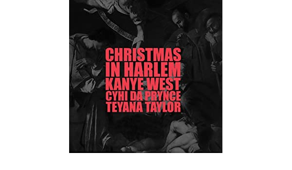 Kanye West Christmas In Harlem.Christmas In Harlem By Kanye West On Amazon Music Amazon Com