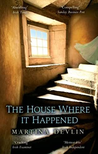 book cover of The House Where it Happened