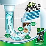 Green Gobbler Drain Clog Dissolver, 31 oz