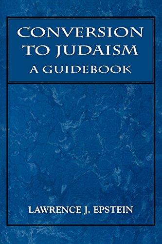 Conversion to Judaism: A Guidebook