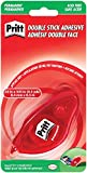 Pritt Double Stick Adhesive Tape Roller, Permanent, 8.4mm x 8.5m (442212)