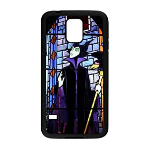 Evil Witch Design Plastic Case Cover For Samsung Galaxy S5