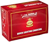 Al Fakher Quick Light Hookah Charcoals Box, 40Mm