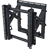 Premier Mounts LMVP Wall Mount for Flat Panel Display - 37'' to 63'' Screen Support - 160 lb Load Capacity - Black - LMVP