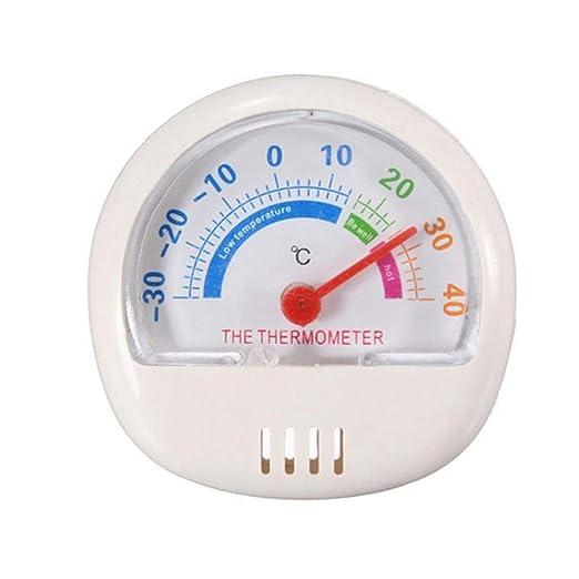 Uzinb Mini indicador del dial Termómetro del refrigerador 3 ...