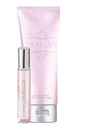 Set Of 2 Luminata Eau De Parfum 10ml And Body Lotion 150ml By Avon