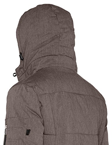 Geographical Homme Marron Amarily Norway Pour choco Parka rnxPrUw
