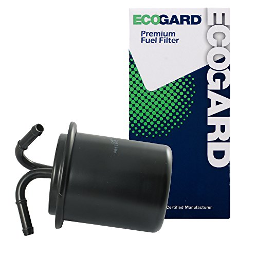 ECOGARD XF54668 Engine Fuel Filter - Premium Replacement Fits Subaru Legacy, Outback, Forester, Impreza, Baja, SVX/Saab 9-2X (Economy Subaru Fuel Legacy)