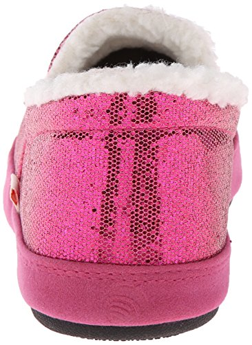 Pictures of Acorn Kids Colby Gore Moc Slipper Black 12 none US Girl 8