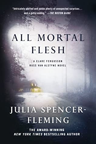 book cover of All Mortal Flesh