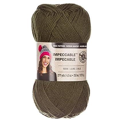 Amazon Loops Threads Impeccable Yarn 45 Oz One Ball Deep