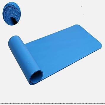 YanLong Colchoneta de Yoga con Materiales ecológicos. Luz de ...