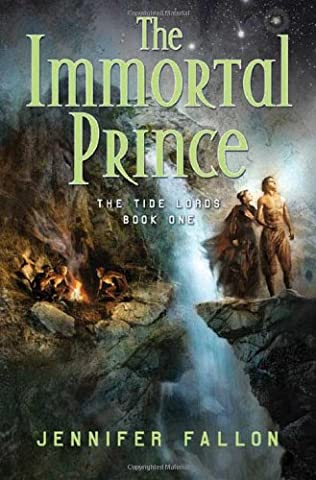 book cover of The Immortal Prince