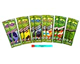 Juicy Hemp Wrap Sampler Pack With Roll With Us Doobtube Included Flavors: Strawberry Fields, Grapes Gone Wild, Tropical Passion, Black N' Blueberry, Mango Papaya Twist and Natural