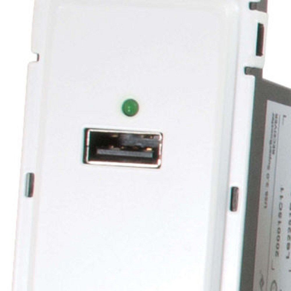 C2G/Cables to Go 53877 TruLink  USB 2.0 Over Cat5 Superbooster Wall Plate Kit by C2G/ Cables To Go (Image #3)