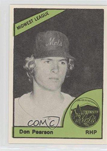 Don Pearson (Baseball Card) 1978 TCMA The Minors - [Base] #0380 ()