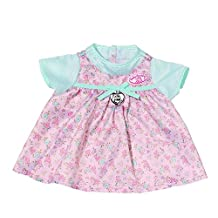 Baby Annabell Day Dress (One dress supplied) by Baby Annabell