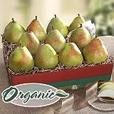 Organic D'Anjou Pears Deluxe Fruit Gift