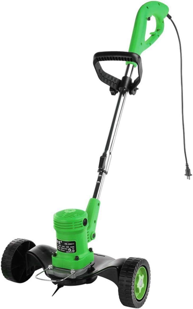 AYUSHOP Desbrozadora,telescópic,Ancho de Corte 230 mm,Motore ad Alta Potenza da 680 wattCon Mango,Ideal para Cortar y Recortar,El Mejor cortacésped para jardín: Amazon.es: Hogar