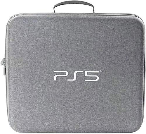 Travel Storage Handbag for PS5 Console Protective Luxury Bag Adjustable Handle Bag for Playstation 5 Waterproof…