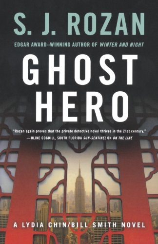 Ghost Hero: A Bill Smith/Lydia Chin Novel (Bill Smith/Lydia Chin Novels)